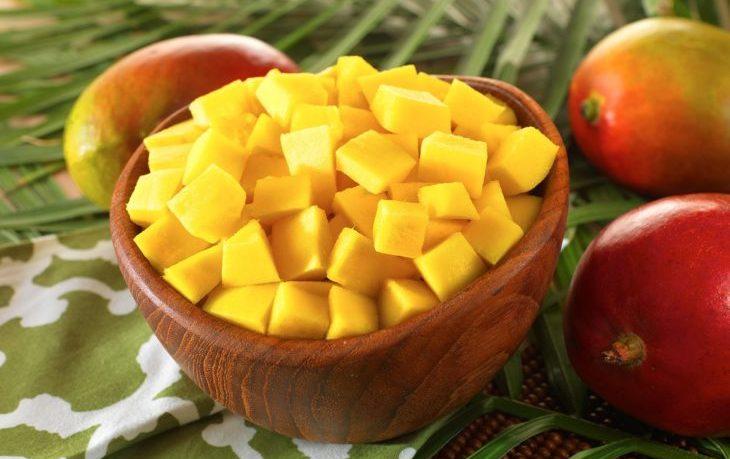 манго польза и вред для здоровья