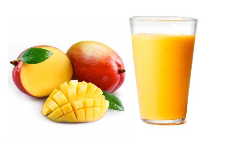 сок манго польза и вред