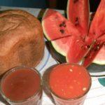 Польза и вред арбуза с хлебом, на ночь, натощак
