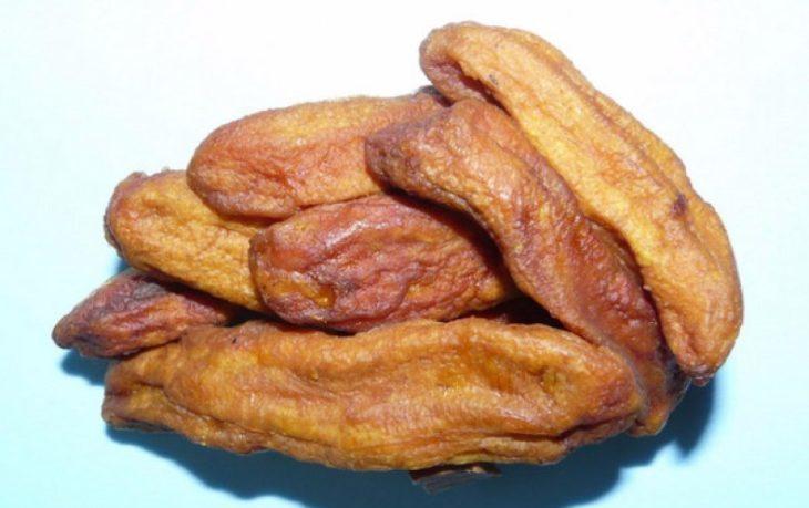 сушеные бананы польза и вред