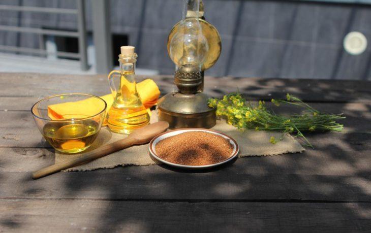 рыжиковое масло для лица от морщин