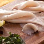 Польза и вред щупалец, мяса, бульона из кальмаров