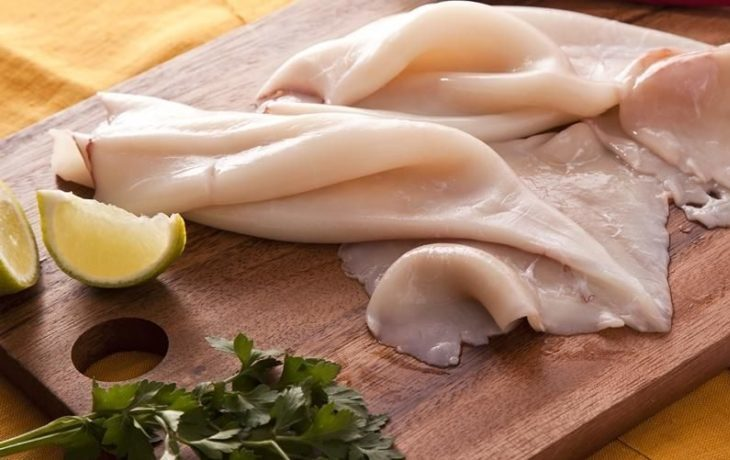 мясо кальмара польза и вред