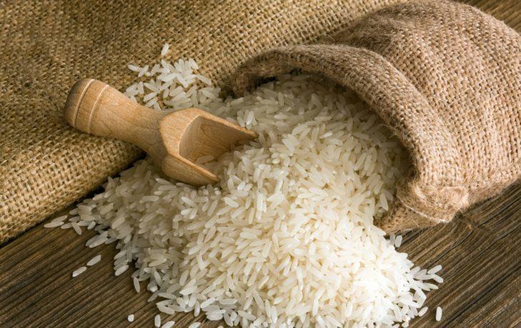 белый рис польза и вред