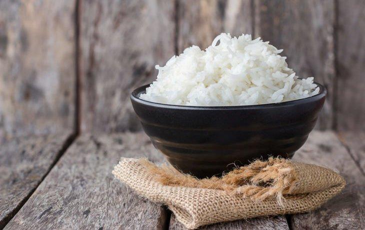 рис польза для кишечника