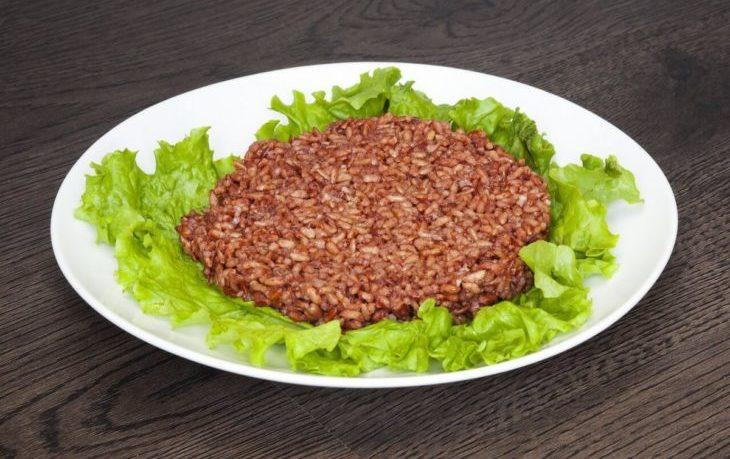 рис рубин польза и вред