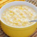 Польза и вред кукурузной каши на молоке, воде