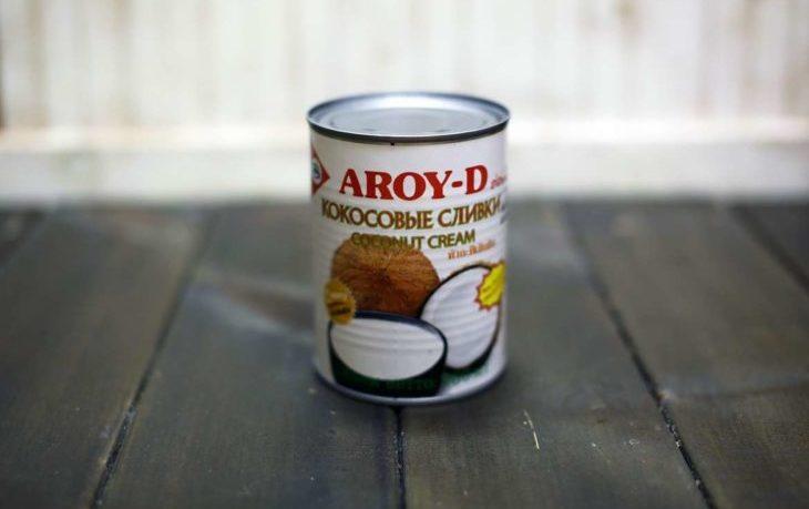кокосовые сливки польза и вред