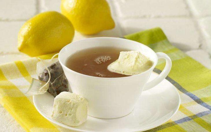 чай со сливками польза и вред