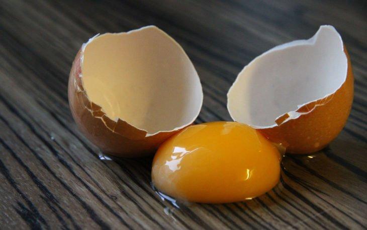 сырые куриные яйца польза и вред