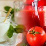 Польза и вред кефира с минеральной водой, содой, томатным соком