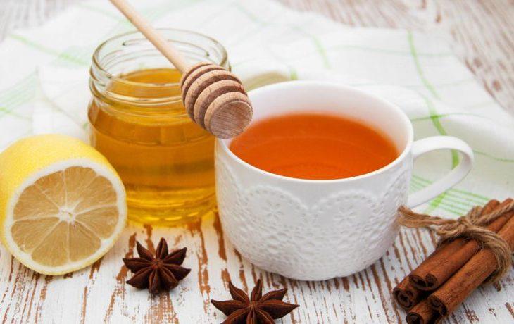 польза и вред меда, корицы и лимона