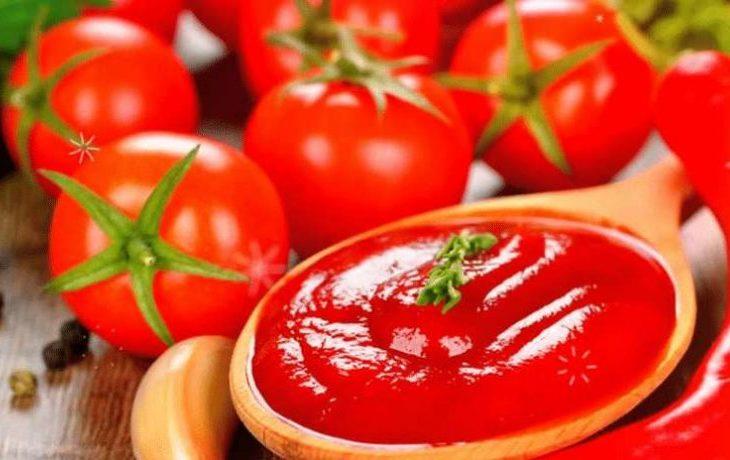 польза томатной пасты для организма
