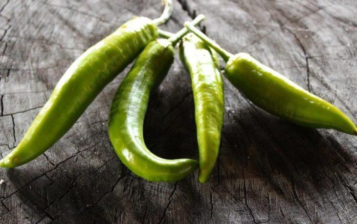зеленый перец чили польза и вред