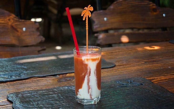 томатный сок со сметаной польза и вред