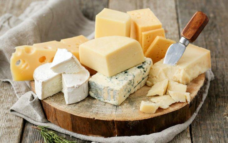 польза сыра для организма женщины