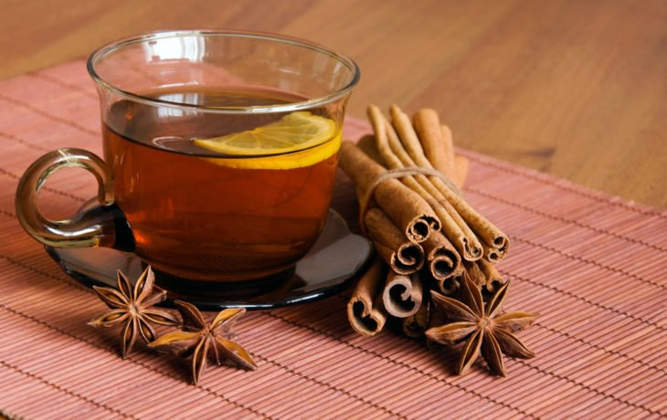 чай с корицей польза и вред