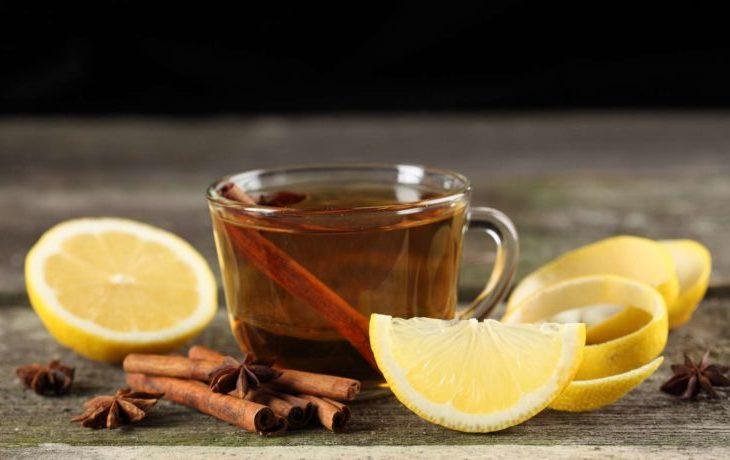 лимон с корицей польза и вред