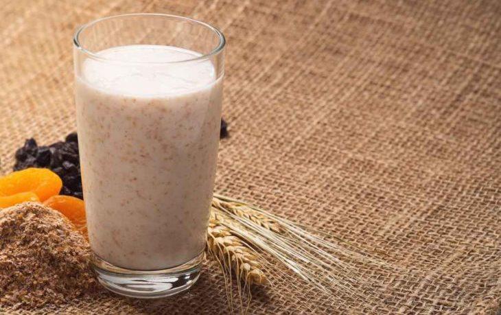 йогурт с отрубями польза и вред