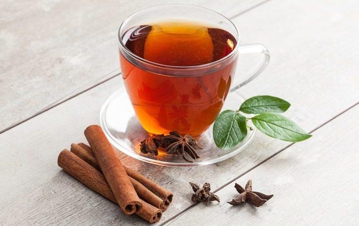 чай с корицей польза для женщин