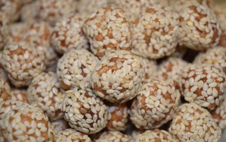 арахис в кунжуте польза и вред
