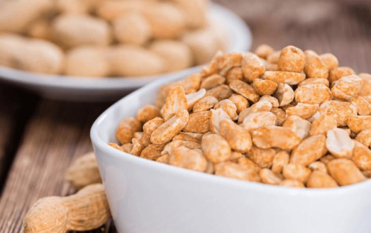 соленый арахис польза и вред