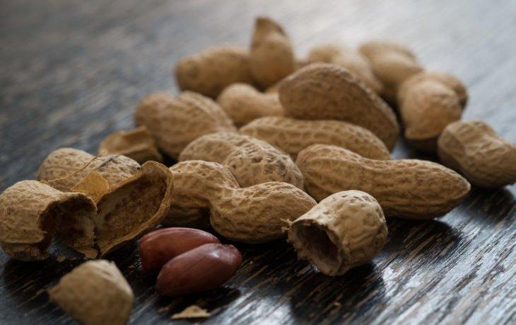 сырой арахис польза и вред