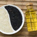 Как употреблять, польза и вред кунжутного масла для организма человека