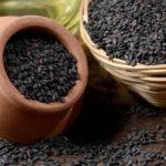 Как принимать, польза и вред черного кунжута