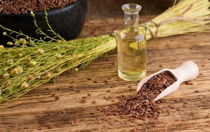 льняное масло для печени польза