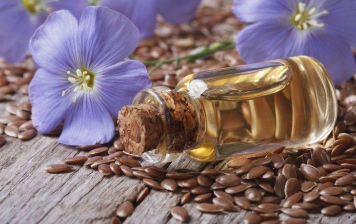 льняное масло натощак утром польза