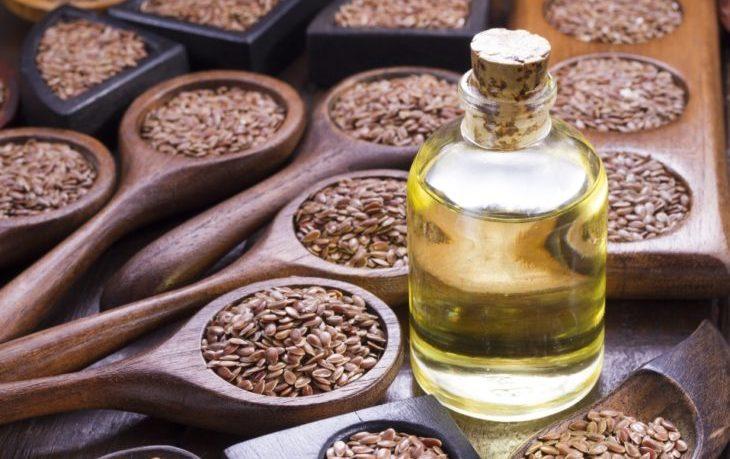 льняное масло польза для лица
