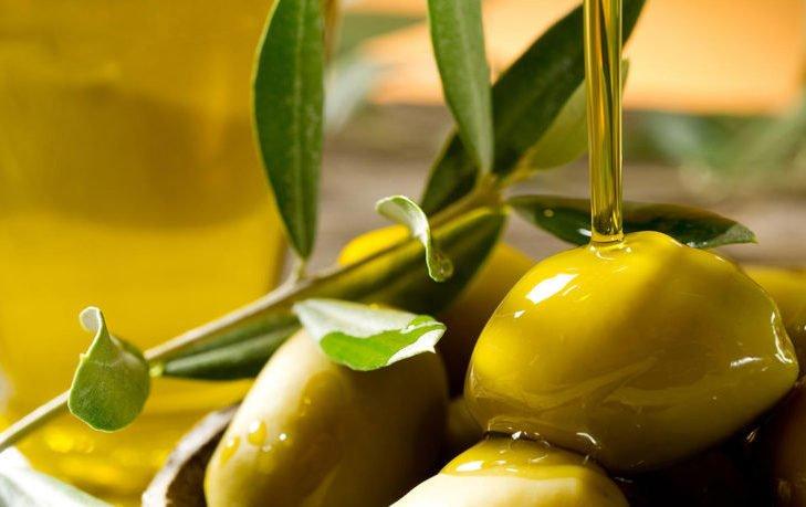польза оливкового масла внутрь