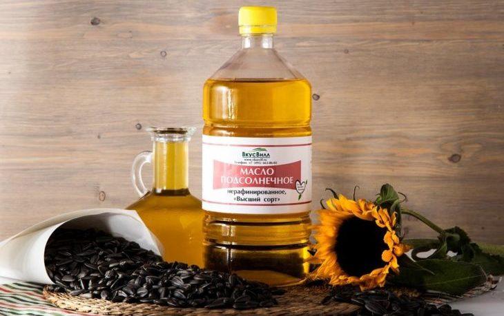 подсолнечное масло польза и вред для организма