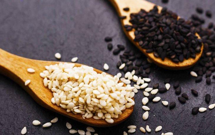 какая польза от семян кунжута