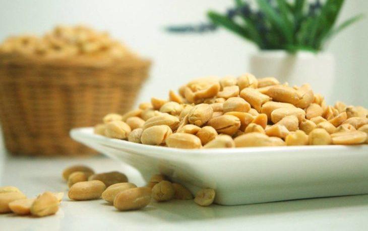 орешки арахис польза и вред