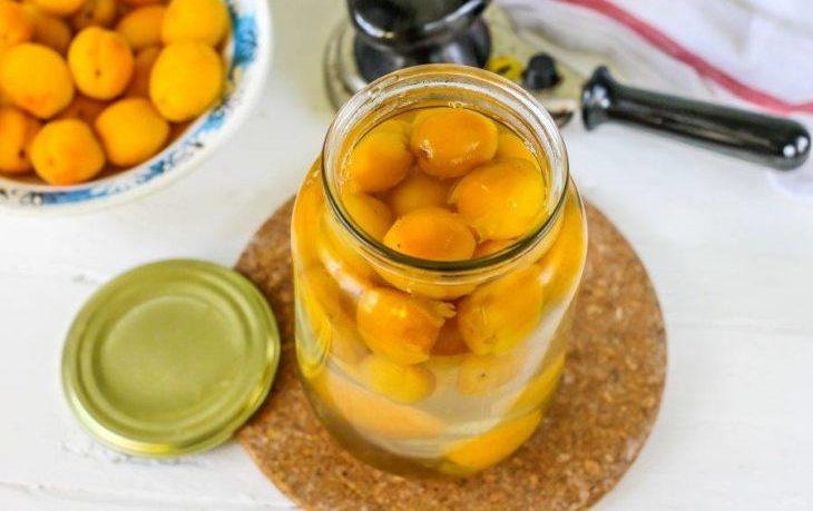 компот из абрикосов польза и вред