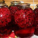 Польза и вред компота из красной, черной смородины