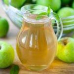 Польза и вред компота из сушеных, свежих яблок