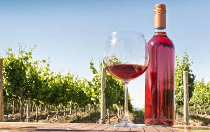розовое вино польза и вред