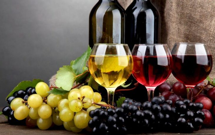 польза вред виноградного вина