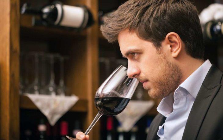 польза вина для организма мужчины