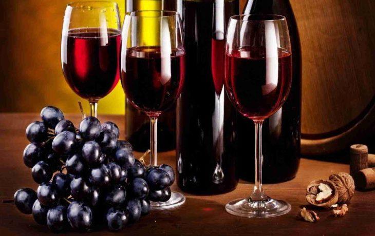 красное вино польза и вред для организма