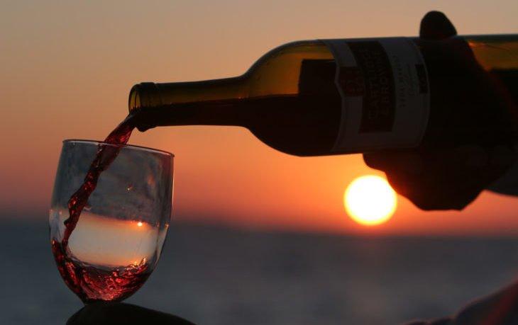 вино на ночь польза или вред