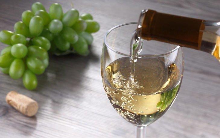 сухое вино польза и вред