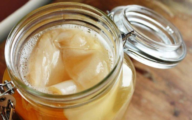 чайный гриб польза и вред для организма
