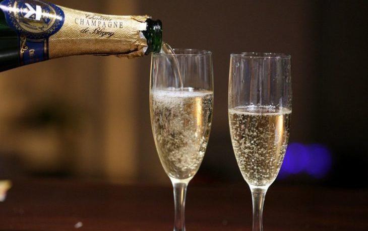 шампанское польза и вред