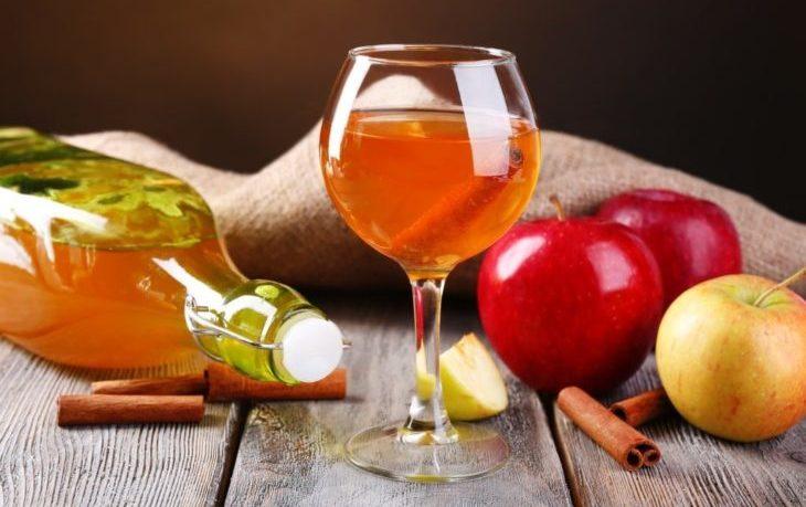 яблочное вино польза и вред