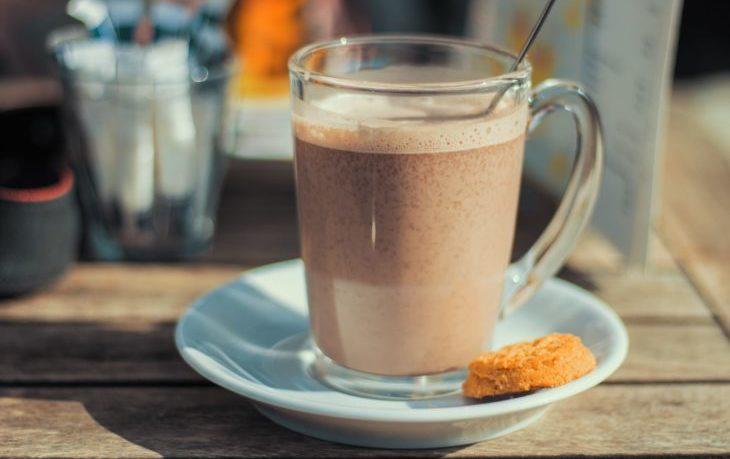 польза какао с молоком