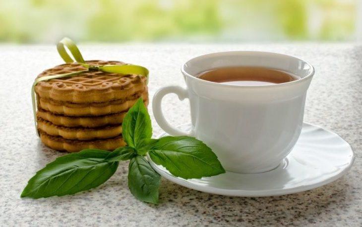 чай с базиликом польза и вред
